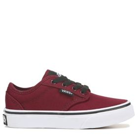 Vans Kids' Atwood Low Top Sneaker Pre/Grade School