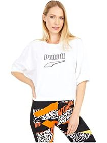 PUMA Downtown Loose Fit/Relaxed Tee