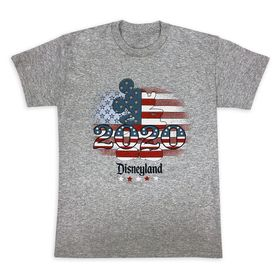 Disney Mickey Mouse Americana T-Shirt for Kids – D