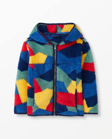 Hanna Andersson Marshmallow Fleece Jacket