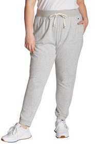 Champion Women's Plus Size Campus French Terry Jog