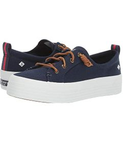 Sperry Crest Vibe Triple Canvas