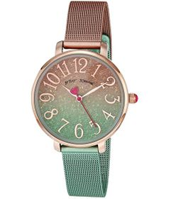 Betsey Johnson In The Groove Watch