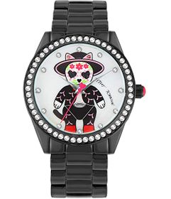 Betsey Johnson Mariachi Cat Watch