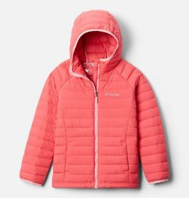 Columbia Girls' Powder Lite™ Hooded Jacket