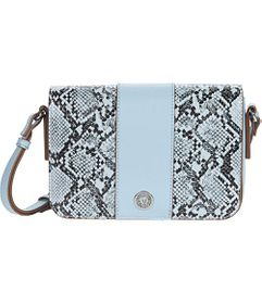 Anne Klein Snake Flap Crossbody