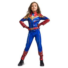Disney Marvel's Captain Marvel Costume for Kids