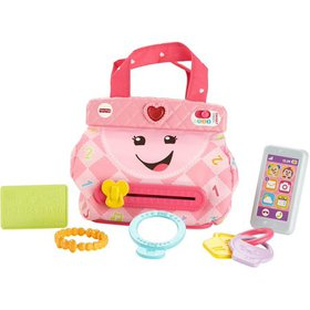 Fisher-Price Laugh & Learn My Smart Purse, Include