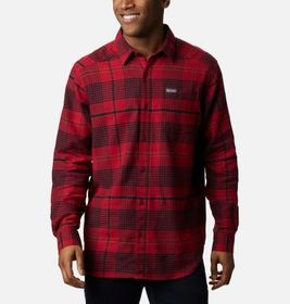 Columbia Men's Cornell Woods™ Flannel Long Sleeve
