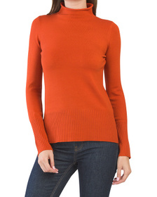FRENCH CONNECTION Baby Soft High Neck Sweater