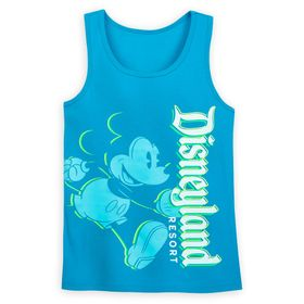 Disney Mickey Mouse Neon Tank Top for Women – Disn