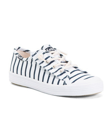 KEDS Canvas Sneakers (Toddler)