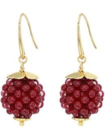 Kate Spade New York Very Berry Drop Earrings