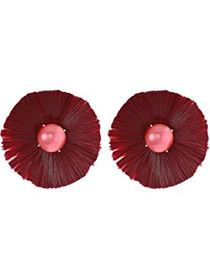 Kate Spade New York Posh Poppy Studs Earrings
