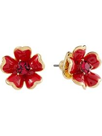 Kate Spade New York Blushing Blooms Stud Earrings