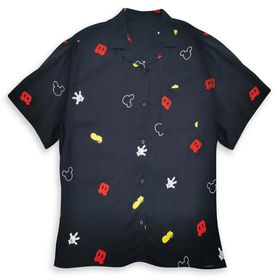 Disney Mickey Mouse Parts Shirt for Women