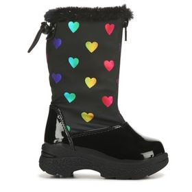 Khombu Kids' Ally Waterproof Boot Toddler/Preschoo