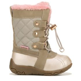 Khombu Kids' Reaya Fur Boot Toddler/Preschool