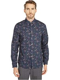 Paul Smith Floral Tailored Fit Shirt