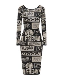VERSACE JEANS COUTURE - Knee-length dress
