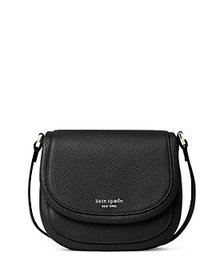 kate spade new york - Roulette Small Pebble Leathe