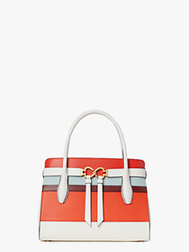 Kate Spade toujours stripe medium satchel