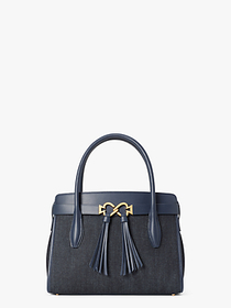Kate Spade toujours denim medium satchel