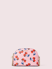 Kate Spade spencer cherries small dome crossbody
