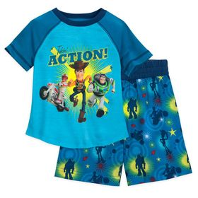 Disney Toy Story Short Sleep Set for Boys