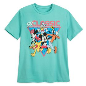 Disney Mickey Mouse and Friends ''So Classic'' T-S