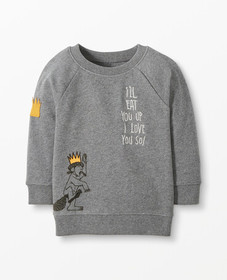 Hanna Andersson Where The Wild Things Are Sweatshi