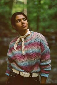 Anthropologie Carly Sweater