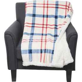 Eddie Bauer Cordova Ultra-Sherpa Throw Blanket - 6