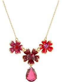 Kate Spade New York Blushing Blooms Necklace