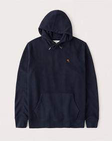Multi-Color Icon Hoodie, NAVY BLUE