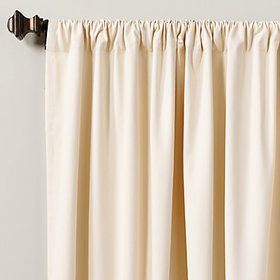 "Ballard Essential 18"" Valance - Select Colors"