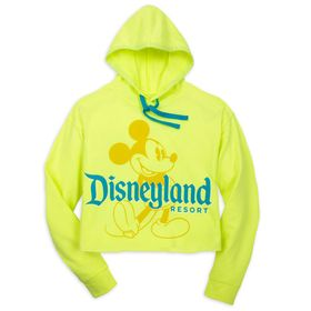 Disney Mickey Mouse Pullover Hoodie for Women – Di
