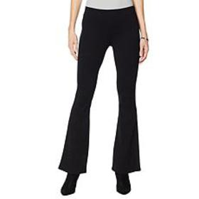 """""""As Is"""" Jessica Simpson Pull-On Flared Ponte Pant"""