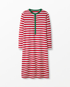 Hanna Andersson Women's Nightgown In Organic Cotto