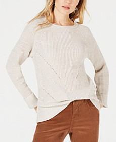 Pointelle Sweater, in Regular & Petite, Created fo
