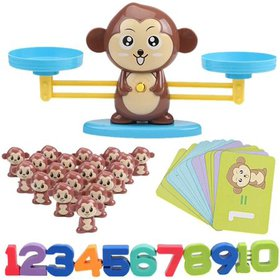 Monkey Balance Counting Cool Math Games Toys for 3