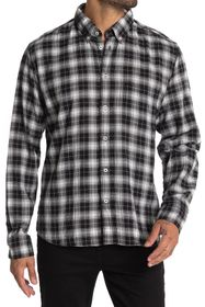 Billy Reid Tuscumbia Plaid Shirt