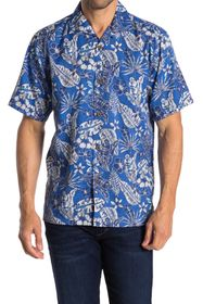 Tommy Bahama Baja Batik Short Sleeve Original Fit