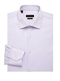 Saks Fifth Avenue COLLECTION Cotton Dress Shirt