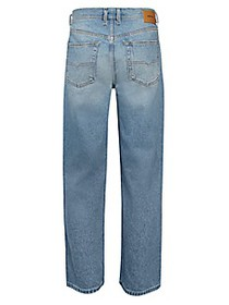 Diesel Dagh Distressed Straight-Leg Jeans