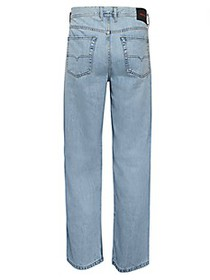 Diesel Dagh Distressed Straight Jeans