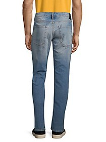 Just Cavalli Slim-Fit Button-Fly Jeans