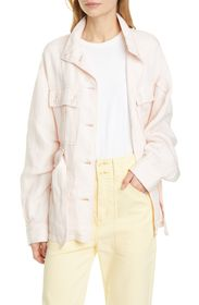 Joie Sirena Belted Utility Jacket