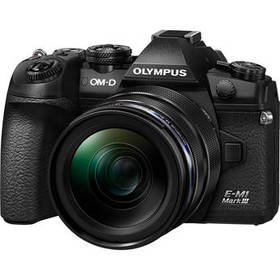 Olympus OM-D E-M1 Mark III Mirrorless Digital Came