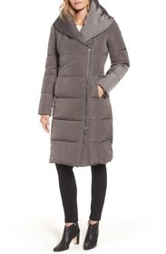 COLE HAAN SIGNATURE Down & Feather Puffer Coat